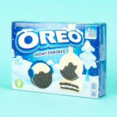 Oreo Snowy Enrobed - 246g - Sold Out