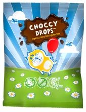 Moo Free Organic Choccy Drops - 20g - sold out