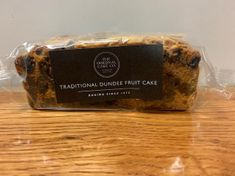 Original Cake Co. Traditional Dundee Fruit Cake - 300g - Sold Out