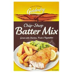 Goldenfry Yorkshire Chip-Shop Batter Mix - 170g