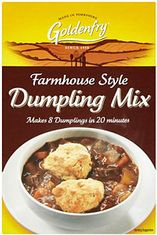 Goldenfry Farmhouse Style Dumpling Mix - 142g