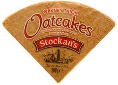 Stockan's Orkney Thick Oatcakes - 200g