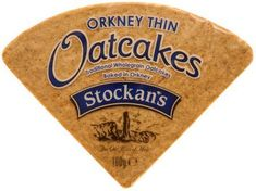 Stockan's Orkney Thin Oatcakes - 100g - Sold Out