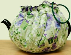 Pansies in the Garden Tea Cozy - Sold Out