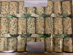 Partridge and Pears Crackers - 8 pack - Sold Out