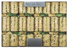 Silver Tree - Partridge and Pears Crackers - 8 pack - Sold Out