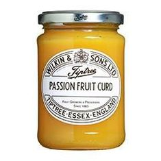 Tiptree Passion Fruit Curd - 312g - Sold Out