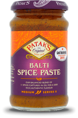 Patak's Balti Spice Paste - 283g - Sold Out