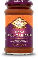 Patak's Tikka Spice Marinade - 300g - Sold Out