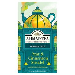 Ahmad Pear & Cinnamon Strudel - 15ct Bags  - Sold Out