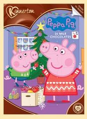 Kinnerton Peppa Pig Advent Calendar - 40g - Nut Free - Sold Out