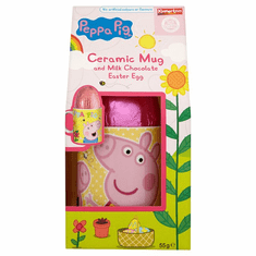 Kinnerton - Peppa Pig Ceramic Mug & Egg - Sold Out