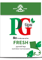 PG Tips Fresh - 80ct Bags - Sold Out