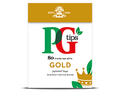 PG Tips Gold - 80ct Bags