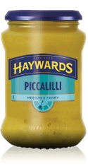 Haywards Piccalilli Medium & Tangy - 400g