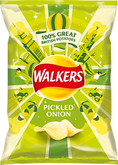 Walkers Pickled Onion - 32.5g - Sold Out