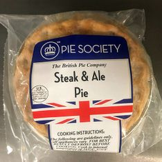 Pie Society Steak and Ale Pie - Sold Out