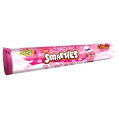 Pink Smarties Tube - 130g - Sold Out