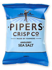 Pipers Crisp Co. Anglesey Sea Salt - 150g  - Sold Out