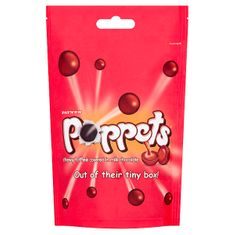Poppets Chewy Toffee Pouch - 150g