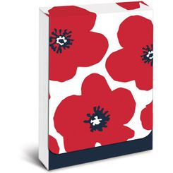 Poppy Punch Purse Notes