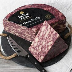 Port Wine Derby by Belton Farm - 2 in stock