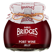 Mrs. Bridges Port Wine Jelly - 250g