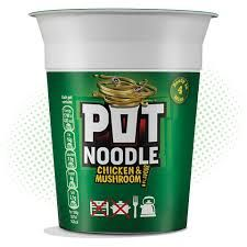 Pot Noodle Chicken & Mushroom - 90g - Sold Out