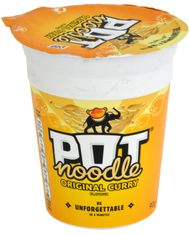 Pot Noodle Original Curry - 90g