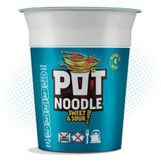 Pot Noodle Sweet & Sour - 90g - Sold Out