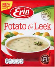 Erin Potato & Leek - 74g - Sold Out