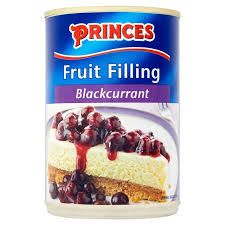 Princes Blackcurrant Fruit Filling - 410g - Sold Out
