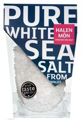 Halen Mon Pure White Sea Salt - 100g - 2 in stock