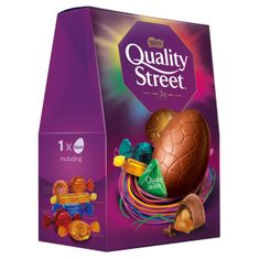 Quality Street Giant Egg - 311g - Sold Out 2021