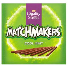 Quality Street Matchmakers Cool Mint - 120g - Sold Out