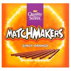Quality Street Matchmakers Zingy Orange - 120g - Sold Out