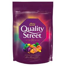 Quality Street Pouch - 450g - Sold Out 2020