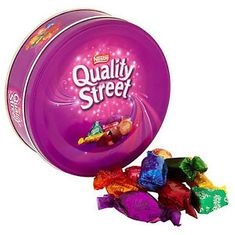 Quality Street Tin - 240g - Sold Out