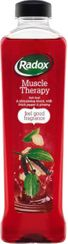 Radox Men Muscle Therapy with Black Pepper & Ginseng Bath Soak - 500ml