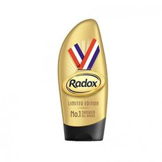 Radox Feel Victorious Shower Gel - 250ml - Sold Out