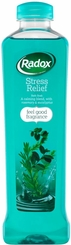 Radox Stress Relief with Rosemary & Eucalyptus Bath Soak - 500ml - 4 In Stock