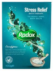 Radox Stress Relief Bath Salts - Eucalyptus - 400g  - 2 In Stock