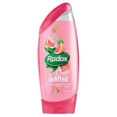 Radox Uplfited with Pink Grapefruit & Basil Shower Gel - 250ml