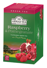 Ahmad Raspberry & Pomegranate - 20ct Bags