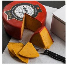 Red Leicester with Chiles - Red Devil - Sold Out