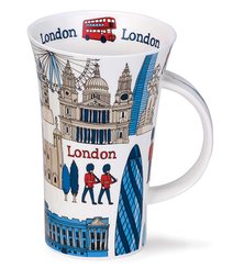 Dunoon London (Red, White, & Blue) - Glencoe - Sold Out