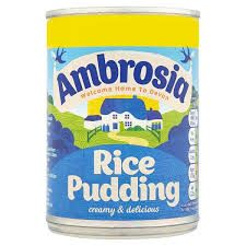 Ambrosia Rice Pudding - 400g