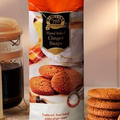 Ringtons Ginger Snaps - 300g - Sold Out