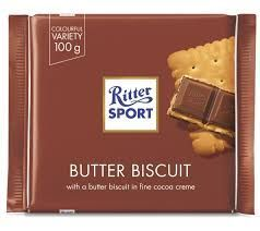 Ritter Sport Butter Biscuit - 100g - Sold Out