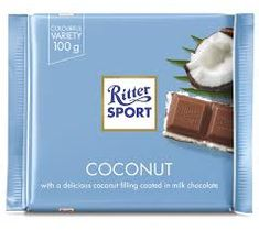 Ritter Sport Coconut - 100g - Sold Out